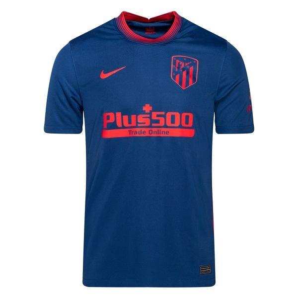 Атлетико Мадрид гостевая форма 2020-2021 (футболка+шорты+гетры)