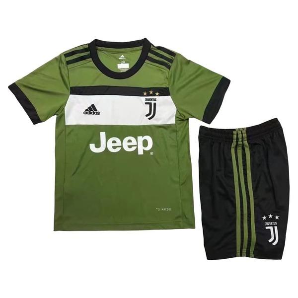 Ювентус (Juventus) резервная детская форма сезон 2017-2018