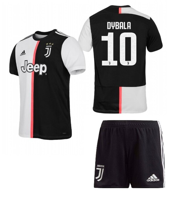Ювентус (Juventus) Домашняя детская форма сезон 19-20 Дибала 10