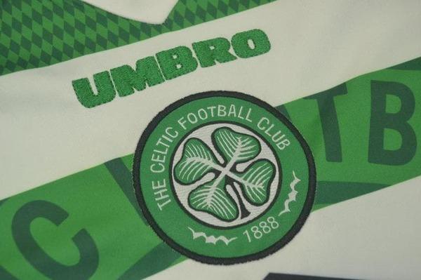 Селтик ретро футболка 1997/98